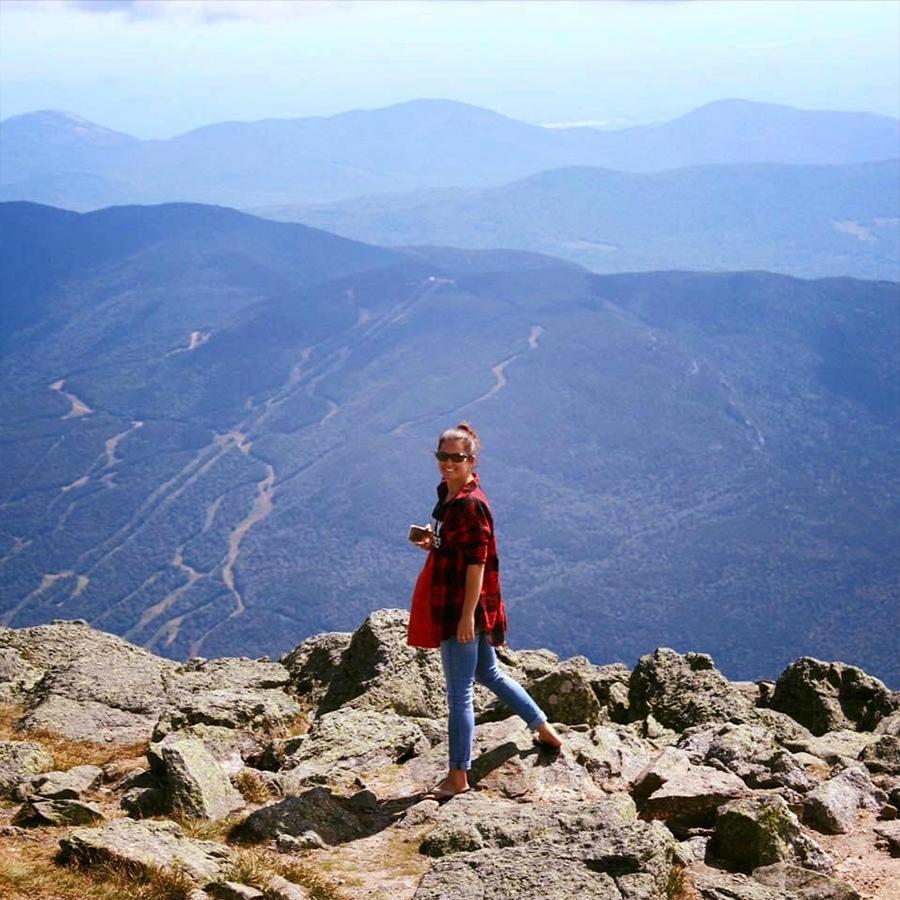 Gabrielle of North Organics - Mountain